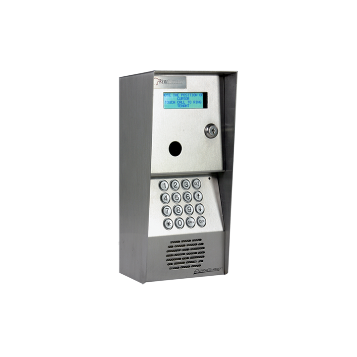 EGT-250HF KERI Entraguard Titanium Networkable Telephone Entry Controller - Small Footprint, 250 tenant capacity ************************* SPECIAL ORDER ITEM NO RETURNS OR SUBJECT TO RESTOCK FEE *************************