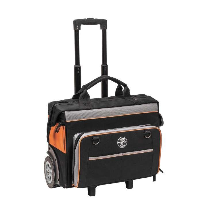 55452RTB KLEIN TOOLS Tradesman Pro Rolling Tool Bag