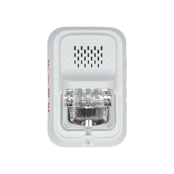 P2GWL SYSTEM SENSOR HORN STROBE 2W WHITE WALL, COMPACT ************************* SPECIAL ORDER ITEM NO RETURNS OR SUBJECT TO RESTOCK FEE *************************