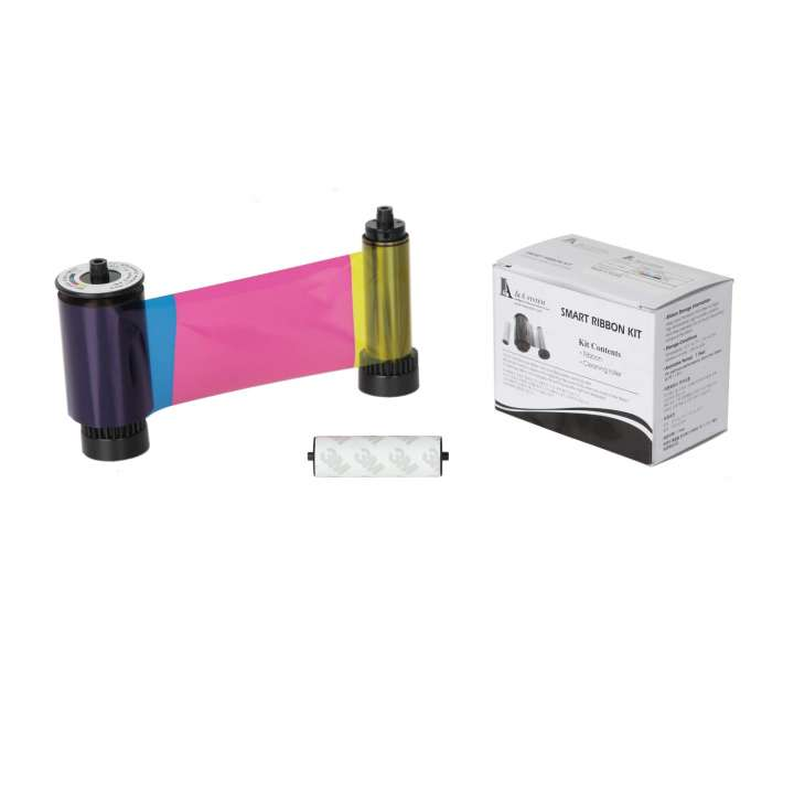 659000 IDP SIADC-P-YMCFKO Full-color and UV panel ribbon with cleaning roller, 200 cards/roll ************************* SPECIAL ORDER ITEM NO RETURNS OR SUBJECT TO RESTOCK FEE *************************