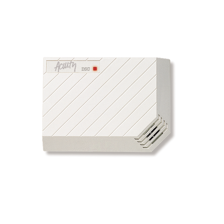 DSCAMA-100 DSC ADDRESSABLE ACUITY DIGITAL GLASSBREAK DETECTOR WITH TAMPER ************************* SPECIAL ORDER ITEM NO RETURNS OR SUBJECT TO RESTOCK FEE *************************