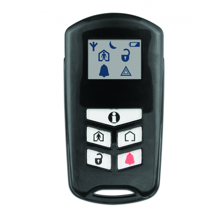 DSCWT4989 DSC 2 WAY WIRELESS KEY WITH ICON DISPLAY ************************* SPECIAL ORDER ITEM NO RETURNS OR SUBJECT TO RESTOCK FEE *************************