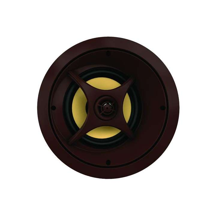 "C675S PROFICIENT Ceiling LCR speaker with 6 1/2"" Kevlar Woofer and 1"" Pivoting Aluminum Tweeter ************************* SPECIAL ORDER ITEM NO RETURNS OR SUBJECT TO RESTOCK FEE *************************"