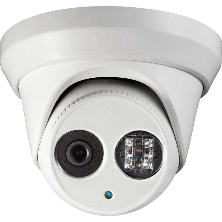 ULT-p4TXIR28 INVID 4 Megapixel IP Plug & Play Turret, 2.8mm, WDR, 100' EXIR Range, PoE/DC12V