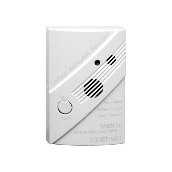 260-CO UTC SafeAir Carbon monoxide detector, alarm & trouble relays, sounder, 10 yr end-of life signal, 12/24VDC, Tandem option