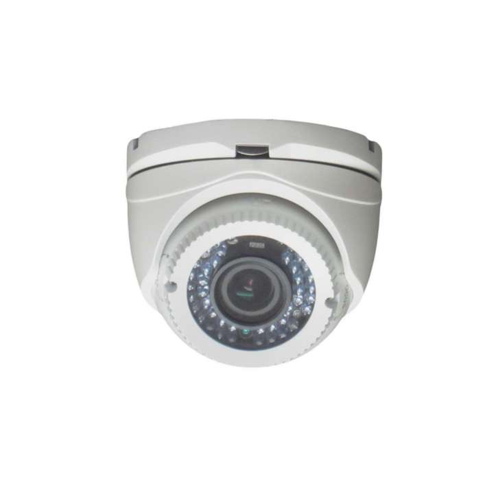 ULT-C2TIRM2812 INVID 2 Megapixel/1080p TVI Outdoor Turret, 2.8-12mm Motorized Lens, 150' IR Range, Dual Voltage