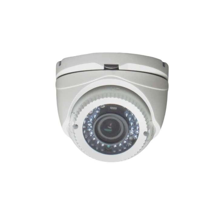 ULT-C2TIR28M12 INVID 2 Megapixel/1080p TVI Outdoor Turret, 2.8-12mm Motorized Lens, 150' IR Range, Dual Voltage