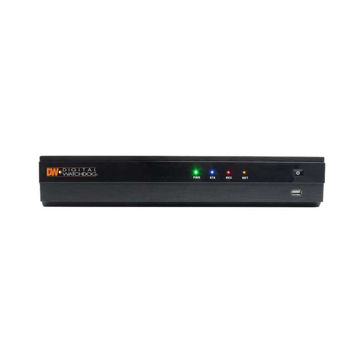 DW-VP162T16P DIGITAL WATCHDOG Advanced Linux-Based embedded NVR, 2 terabyte, Supports 16 2.1MP cameras @30fps (1080P), Support for Nine 5MP Cameras, ONVIF, 16 port PoE switch built in, HDMI, VGA, 4 Sensor Input, 1 Relay Output, 1ch Audio Output, Pathfinder Auto Port Forwarding, Event Notifications via Email, Automatic Device Discovery, Pivot Pro Central Management Software Up to 64CH, Free Mobile Apps for iPhone, iPad, iPod, Android Smart Phones and Tablets, MAC Compatible Remote Software, System Analysis with Real Time System, Network, and PoE Status Monitoring, Drag and Drop Camera Placement, One Touch Video Backup, Reverse Playback, & Emergency Recording, Simple & Free DDNS Support for Remote Management, Help Menu on Major Functions, Auto & Manual Firmware Upgrade Available, Import/Export Configuration between Multiple DVRs, USB Mouse and GUI Control, PTZ ************************* SPECIAL ORDER ITEM NO RETURNS OR SUBJECT TO RESTOCK FEE *************************
