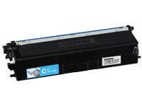 BRT-TN433C BROTHER BROTHER HIGH YIELD CYAN TONER FOR HLL8260CDW /HLL8360CDW/HLL8360CDWT/MFC-L8610CD W/MFC-L8900CDW APPROXIMATE YLD 4000
