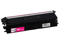 BRT-TN433M BROTHER BROTHER HIGH YIELD MAGENTA TONER FOR HLL8260CDW /HLL8360CDW/HLL8360CDWT/MFC-L8610CD W/MFC-L8900CDW APPROXIMATE YLD 4000