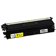 BRT-TN436Y BROTHER BROTHER SUPER HIGH YIELD YELLOW TONER FOR HLL8260CDW/HLL8360CDW/HLL8360CDWT /MFC-L8610CD W/MFC-L8900CDW APPROXIMATE YLD 6500