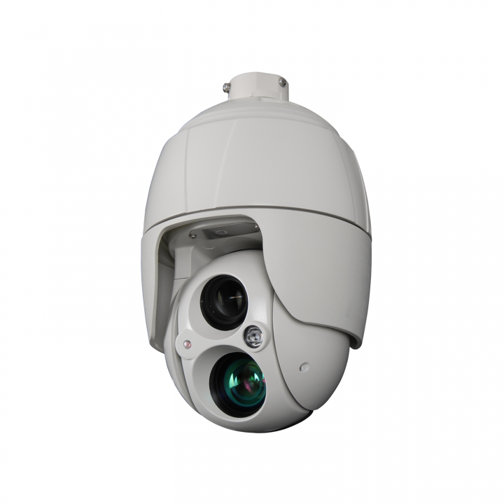 "DWC-MPTZ30X DIGITAL WATCHDOG ONVIF Compliant, 2.1 Megapixels (1080P, 30fps) PTZ, Triple Codecs (H.264, MJPEG, MPEG4) with Dual Stream, 1/3"" CMOS Sensor, 4.3- 129mm Auto Focus Lens, 30X Optical Zoom, 16X Digital Zoom, 1300ft Smart IR, Auto Day and Night with IR Cut Filter, 256 Preset, 8 Patterns, 8 Tours, Vector Drive, Power over Ethernet [PoE] & 24VAC, Two-Way Audio, , E-mail Event Notifications, IP66 Certified, Web Server Built-in, Double Shutter WDR (Wide Dynamic Range), 3D-DNR (3D Digital Noise Reduction), Programmable Privacy Zones (30) & Motion Detection. Heater and Fan, 2 Year Warranty. Note: Must be partnered with a DWC-P30WM or DWC-P30CM or DW-P30PARAM. ************************* SPECIAL ORDER ITEM NO RETURNS OR SUBJECT TO RESTOCK FEE *************************"