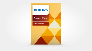 PSP-LFH4400/02 PHILIPS SPEECHEXEC PRO DICTATE V10 CD INCLUDING SR LICENSE