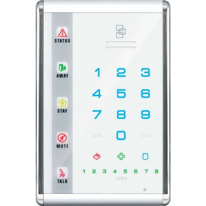 PROMOILXNX1811E Buy any NetworX Panel, Kit, or Fastpack & get a FREE NetworX Advanced Touch LED Keypad Consists of (1) NX-1811E Voice Touchpad with Intercom, White, Vertical NX Board Only excluded from Promo Promo dates: May 1,2017 through June 30, 2017