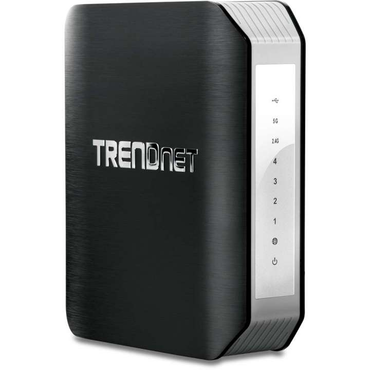 TEW-818DRU TRENDNET AC1900 Dual Band Wireless AC Router /w USB Port ************************* SPECIAL ORDER ITEM NO RETURNS OR SUBJECT TO RESTOCK FEE *************************