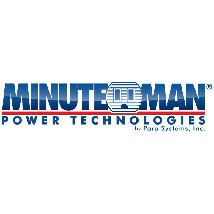 E1500RT2U MINUTEMAN ENTERPRISE SERIES UPS - 1500VA/1200W RACK, TOWER, OR WALL MOUNT
