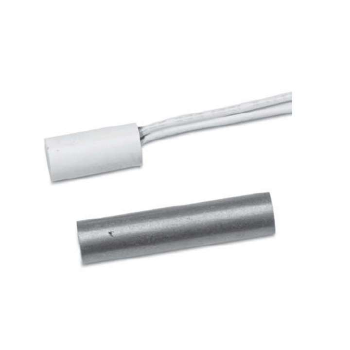 "1058-N UTC RECESSED STUBBY CONTACT W/WIRE LEADS, 1/4"" DIAMETER, WHITE, 1/2"" GAP SIZE ************************* SPECIAL ORDER ITEM NO RETURNS OR SUBJECT TO RESTOCK FEE *************************"