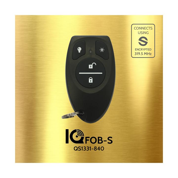 QS1331-840 QOLSYS IQ S-LINE KEY FOB