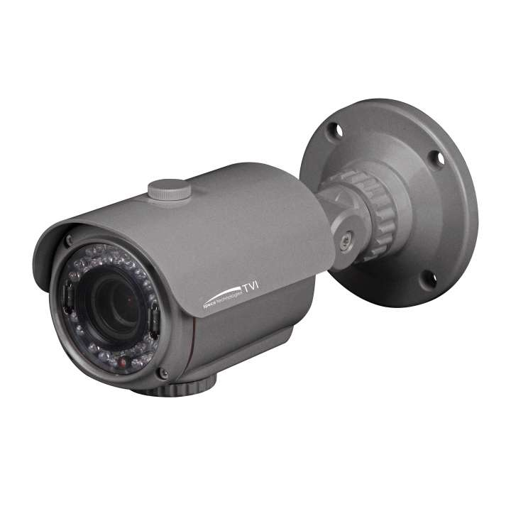 HT7040T SPECO 2MP 1080p Bullet TVI, IR, 2.8-12mm lens, grey housing