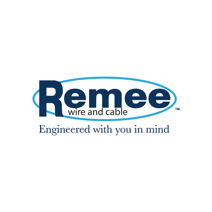 725526M1W REMEE RG59 18/2 SIAMESE PLENUM 1K ROLL