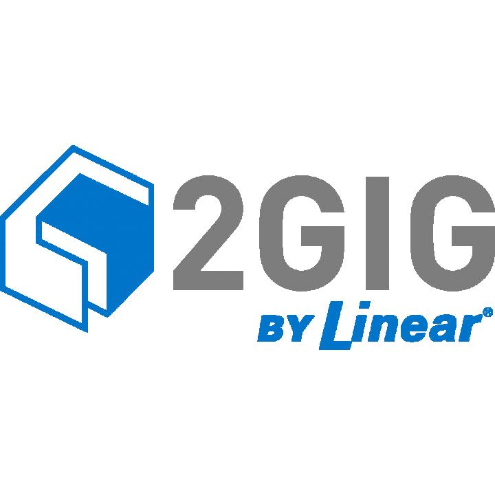 2GIG-VAR-KIT2 2GIG GIG Vario Wireless Kit w/Elegant Keypad White