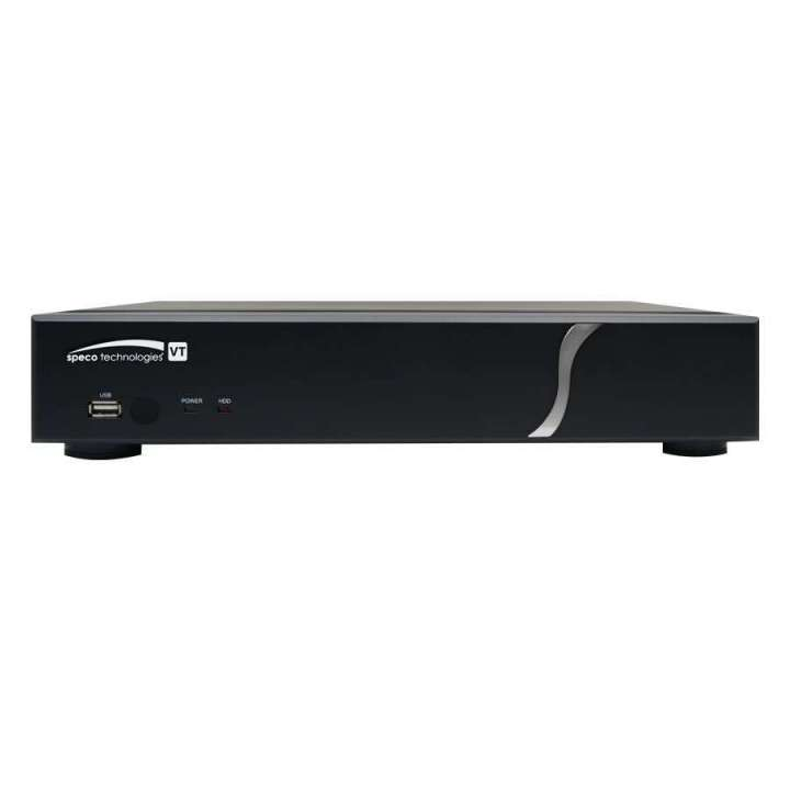 D16VT2TB SPECO 16 Channel 1080p TVI DVR 2TB ************************* SPECIAL ORDER ITEM NO RETURNS OR SUBJECT TO RESTOCK FEE *************************