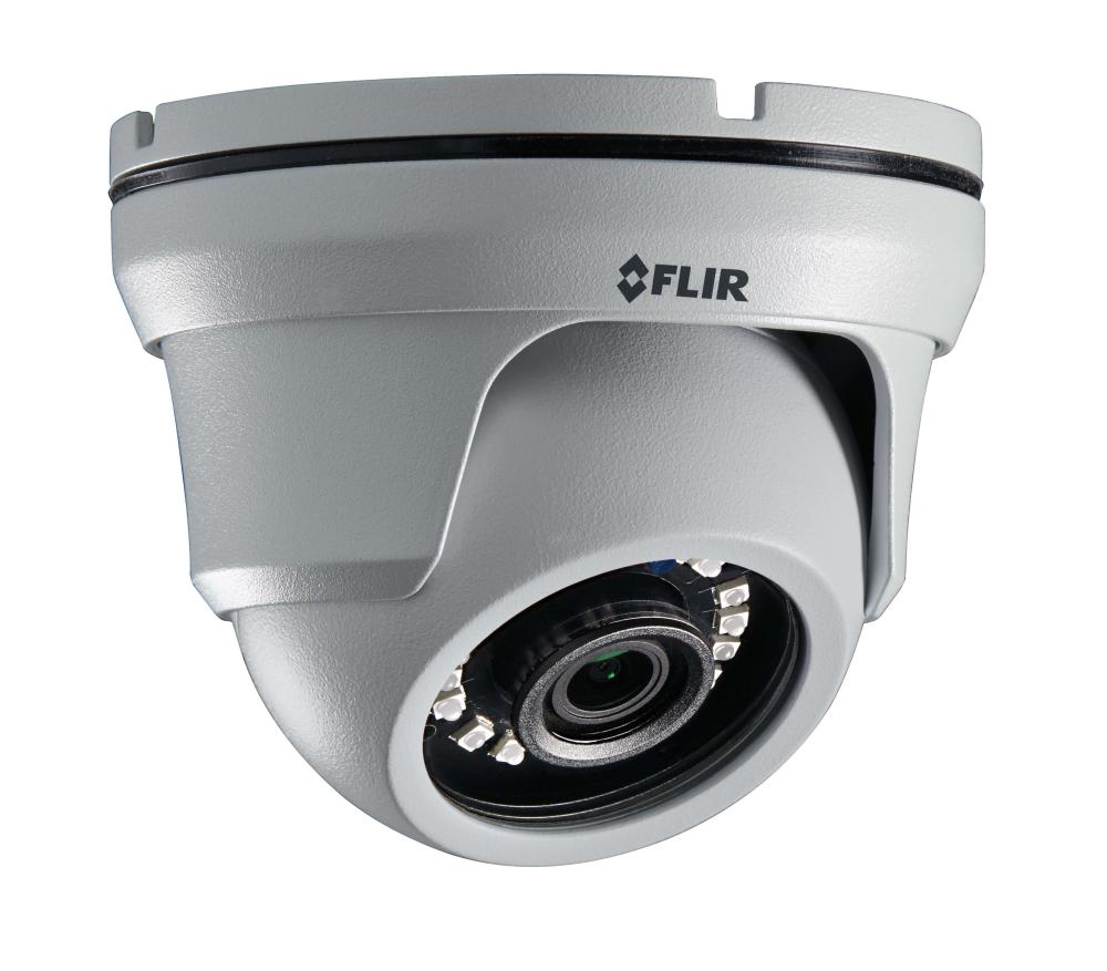 C243EW2 FLIR WDR Mini Eyeball Dome, 2MP/960H Dual Output, Multi Format MPX, OSD, 2.8mm, IR LED's, 12V ************************* SPECIAL ORDER ITEM NO RETURNS OR SUBJECT TO RESTOCK FEE *************************