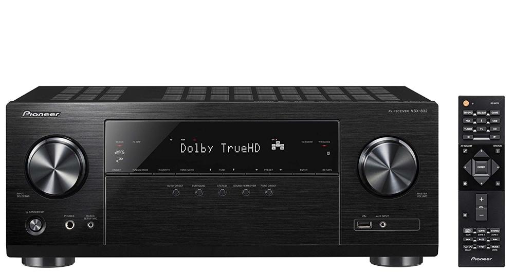 VSX832 ONKYO 5.1 CHANNEL NETWORK AV RECEIVER with Ultra HD Pass-through with HDCP 2.2 (4K/60p/4:4:4 ************************* SPECIAL ORDER ITEM NO RETURNS OR SUBJECT TO RESTOCK FEE *************************