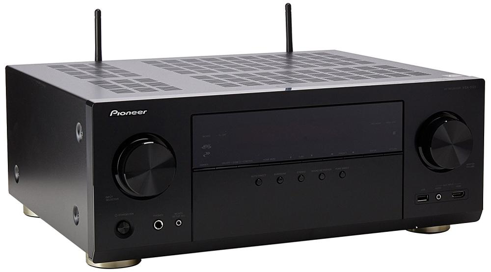 VSX1131 ONKYO 7.2-Channel AV Receiver with MCACC built-in Bluetooth and Wi-Fi ************************* SPECIAL ORDER ITEM NO RETURNS OR SUBJECT TO RESTOCK FEE *************************