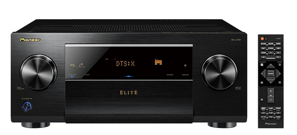 SCLX701 ONKYO 9.2-ch Class D3 Network AV Receiver ************************* SPECIAL ORDER ITEM NO RETURNS OR SUBJECT TO RESTOCK FEE *************************