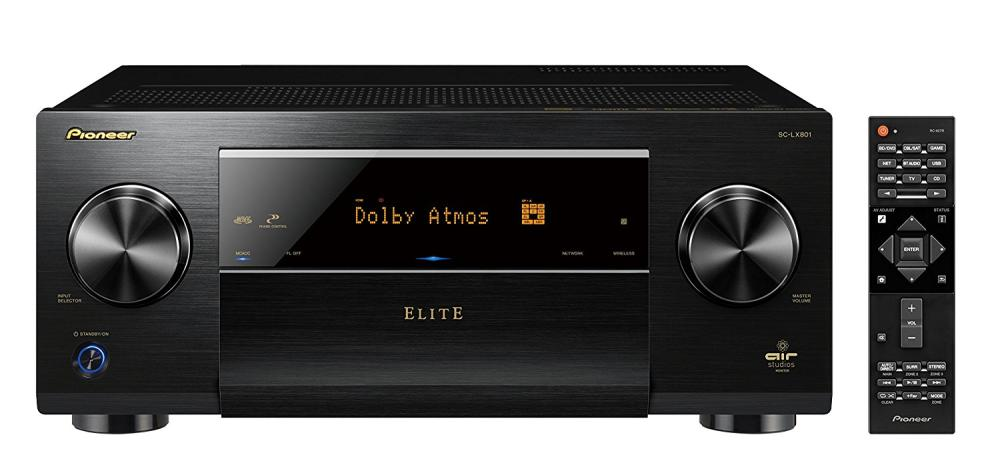 SCLX801 ONKYO 9.2-ch Class D3 Network AV Receiver ************************* SPECIAL ORDER ITEM NO RETURNS OR SUBJECT TO RESTOCK FEE *************************