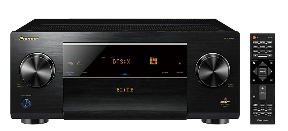 SCLX901 ONKYO 11.2-ch Class D3 Network AV Receiver ************************* SPECIAL ORDER ITEM NO RETURNS OR SUBJECT TO RESTOCK FEE *************************