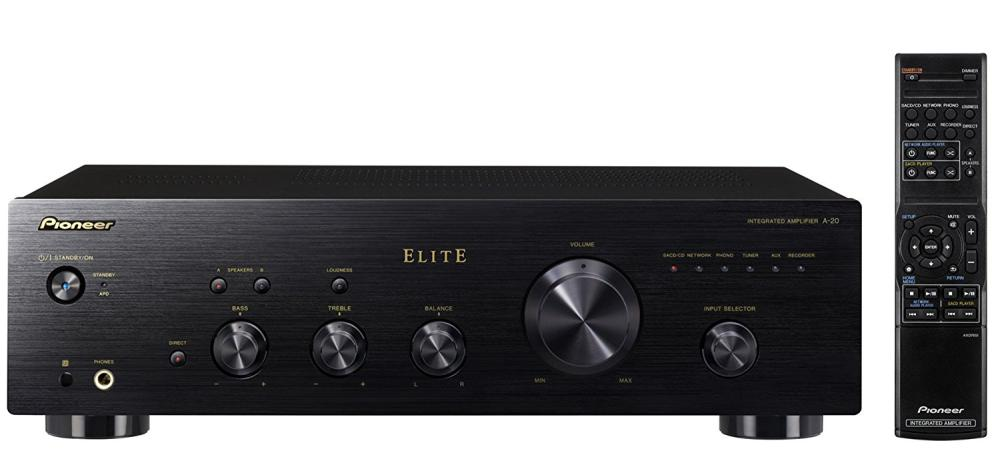 A-20 ONKYO Direct Energy Design Integrated Amplifier ************************* SPECIAL ORDER ITEM NO RETURNS OR SUBJECT TO RESTOCK FEE *************************