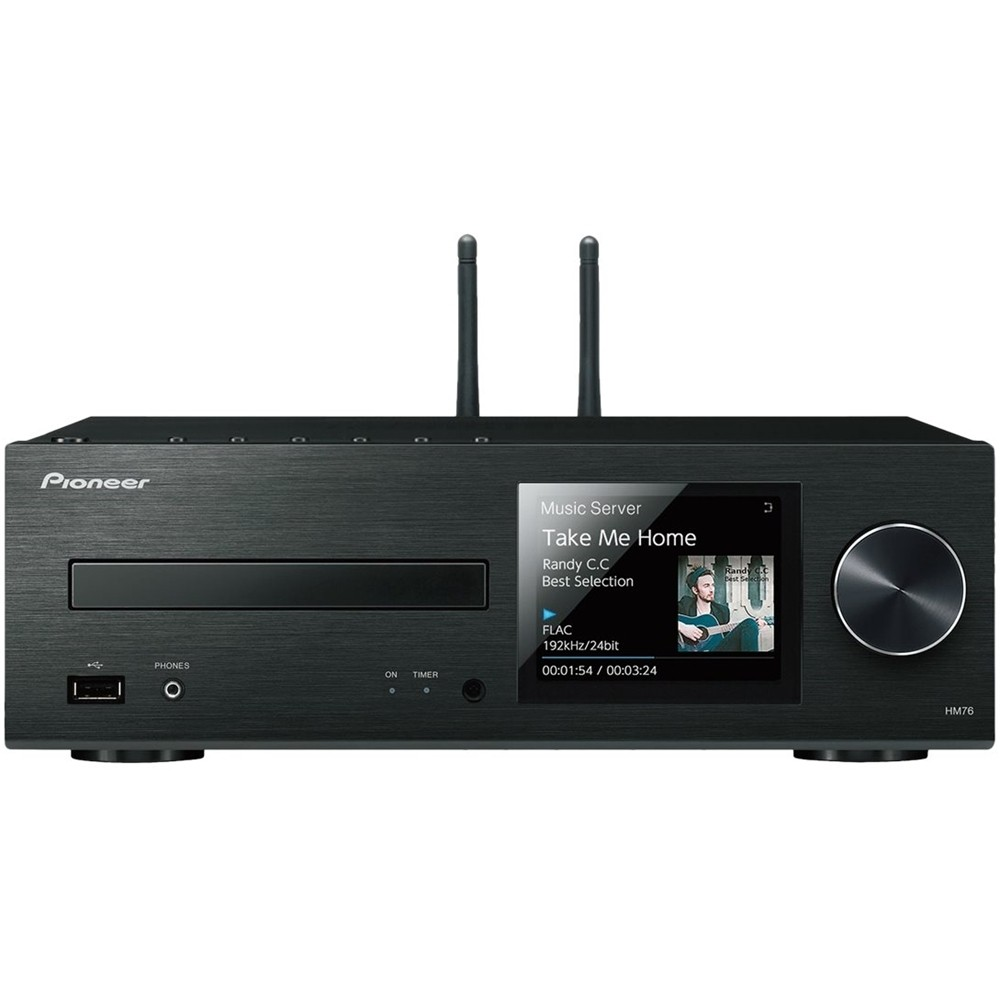 XHM76 ONKYO COMPREHENSIVE MINI SYSTEM includes hi-res audio playback and Spotify ************************* SPECIAL ORDER ITEM NO RETURNS OR SUBJECT TO RESTOCK FEE *************************