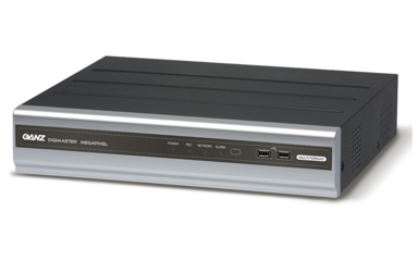 DR-8F45AT GANZ 8ch AHD, TVI, Analog, IP, No HDD Installed, HDMI, BNC Spot Out, 2U ************************* SPECIAL ORDER ITEM NO RETURNS OR SUBJECT TO RESTOCK FEE *************************
