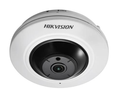 DS-2CD2935FWD-IS HIKVISION Fisheye (Full-Frame, Wide Angle), Indoor, 3MP, H265+, 1.16mm, Day/Night, EXIR 2.0 (8m), Alarm I/O, Audio I/O, PoE/12VDC ************************* SPECIAL ORDER ITEM NO RETURNS OR SUBJECT TO RESTOCK FEE *************************
