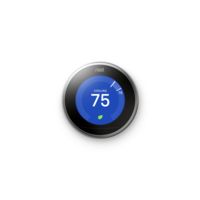 T3008US NEST LEARNING THERMOSTAT 3RD GENERATION PRO US