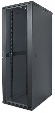 "713153 INTELLINET 19"" Network Cabinet, 36U, 31.5 (D) x 23.62 (W) x 68.03 (H) [in] ************************* SPECIAL ORDER ITEM NO RETURNS OR SUBJECT TO RESTOCK FEE *************************"