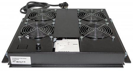 712866 INTELLINET 4-Fan Ventilation Unit, Roof Mount, with Thermostat ************************* SPECIAL ORDER ITEM NO RETURNS OR SUBJECT TO RESTOCK FEE *************************