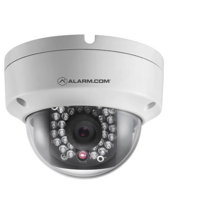 ADC-VC825 ALARM.COM POE DOME CAMERA WITH 2.8MM LENS, WITHOUT ADAPTER