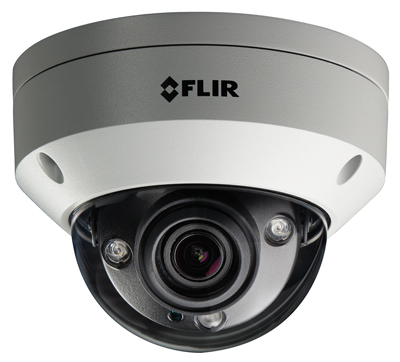 N347VW4 FLIR WDR Motorized VF V.Dome, 4MP, 4MP@20fps, 2.7-12mm AI, IR LED's, POE / 12/24V, Micro SD, triple streaming, Super H.264 ************************* SPECIAL ORDER ITEM NO RETURNS OR SUBJECT TO RESTOCK FEE *************************