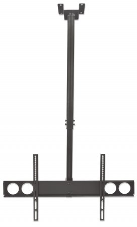 """423625 INTELLINET Universal Flat-Panel TV Ceiling Mount, Supports one TV from 37"""" to 70"""" and up to 110 lbs. with 0 to -15 tilt and 360 swivel adjustments ************************* SPECIAL ORDER ITEM NO RETURNS OR SUBJECT TO RESTOCK FEE *************************"""