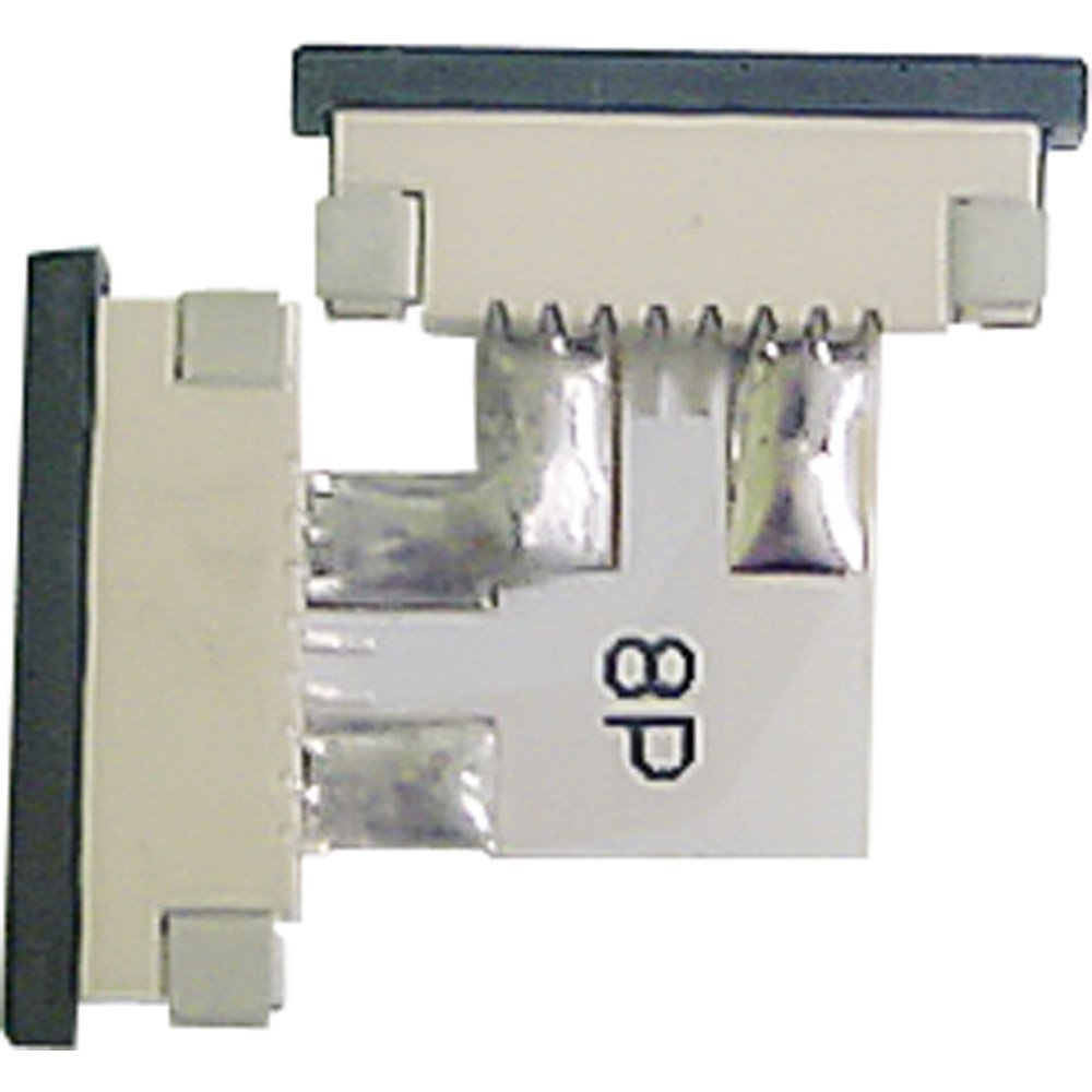 """92-327 CALRAD Single Color Flexible Coupler 2-Wire, 1.5"""" long ************************* SPECIAL ORDER ITEM NO RETURNS OR SUBJECT TO RESTOCK FEE *************************"""