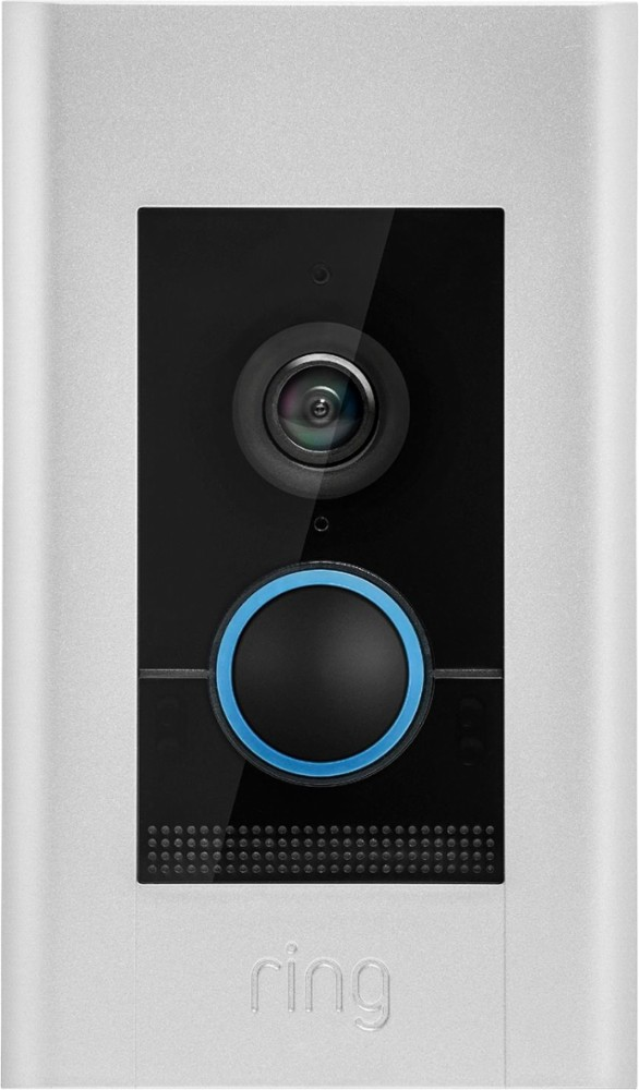 8VR1E7-0EN0 RING ELITE DOOR CAM 1080HD POE