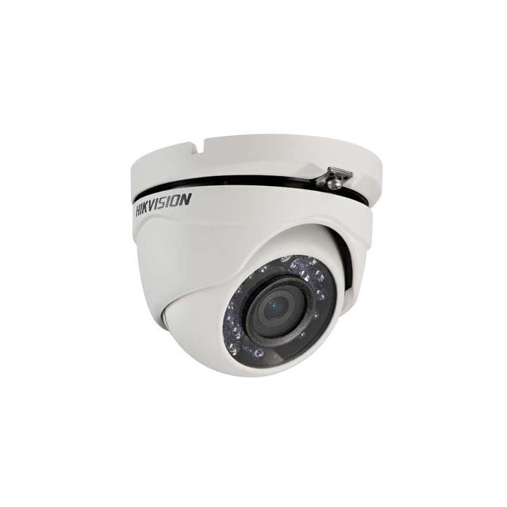 DS-2CE56D1T-IRM6MM HIKVISION Outdoor IR Turret HD1080p, 6.0mm, 20m IR, Day/Night, Smart IR, IP66, 12 VDC ************************* SPECIAL ORDER ITEM NO RETURNS OR SUBJECT TO RESTOCK FEE *************************