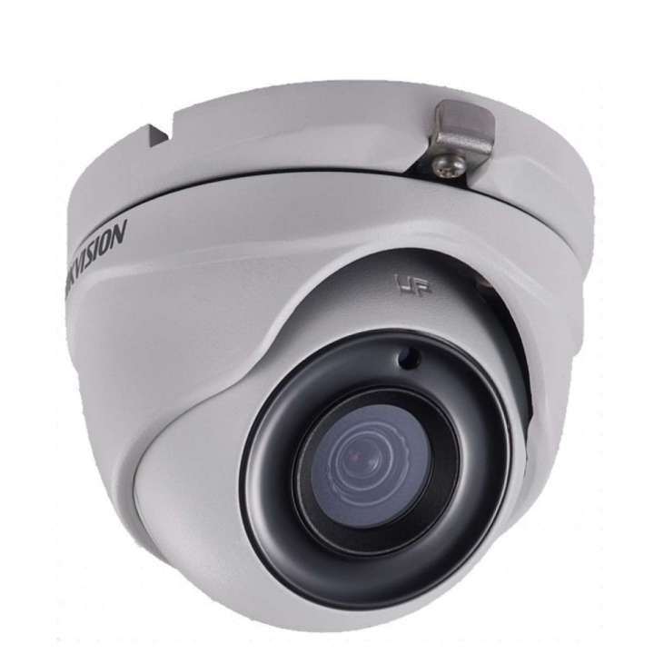 DS-2CE56D7T-ITM2.8MM HIKVISION Outdoor IR Turret, TurboHD 3.0, HD-TVI, HD1080p, 2.8mm, 20m EXIR 2.0, Day/Night, True WDR, Smart IR, IP66, 12 VDC ************************* SPECIAL ORDER ITEM NO RETURNS OR SUBJECT TO RESTOCK FEE *************************