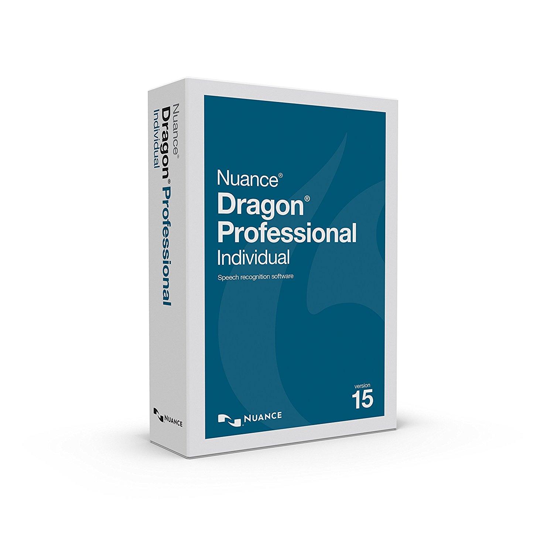 NUA-K809A-G00-15.0 DRAGON PROFESSIONAL INDIVIDUAL US ENGLISH, RETAIL