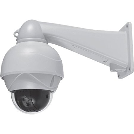 """KNC-SPDNI120HD 2.43MP IP PTZ, 1/2.9"""" SONY Exmor CMOS sensor, 120X Zoom (12X Optical/10X Digital), H.264, 1920x1080 (1080p@30fps), 1280x720 (720p@30fps), dual control via RS-485(Pelco D/P protocol) and ethernet, PoE plus(IEEE 802.3at) IP66, wall mount bracket included *********************************** CLEARANCE ITEM- NO RETURNS ********ALL SALES FINAL********* ***********************************"""