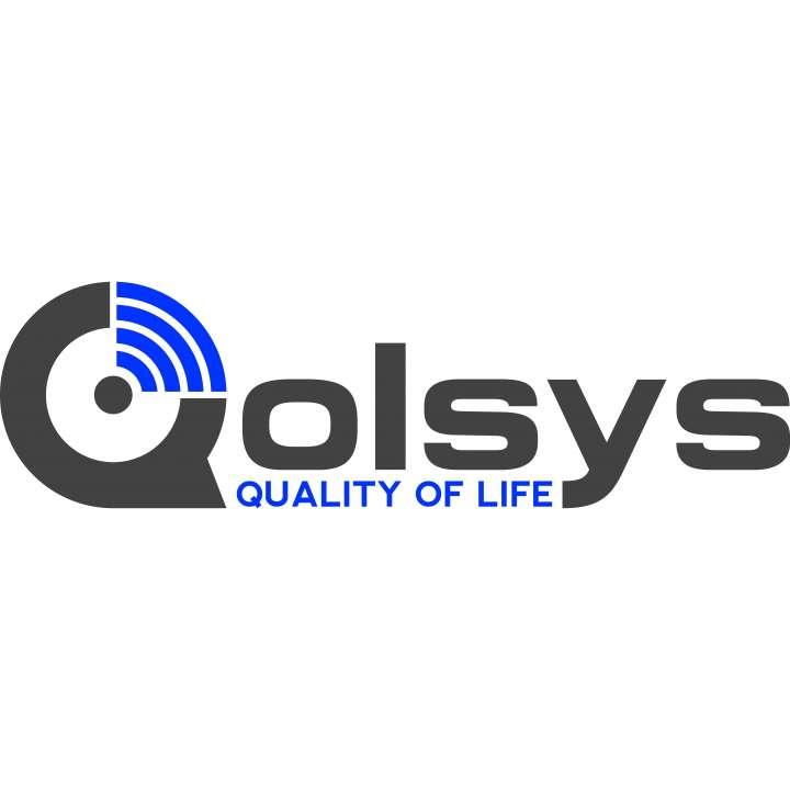 QS1431-840 QOLSYS S-LINE GLASS BREAK DETECTOR