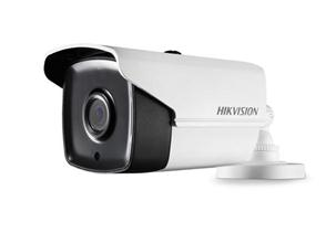 DS-2CE16F7T-IT5(6MM) HIKVISION Outdoor Bul 3MP, True Day/Night, HD-TVI output OSD menu, DNR, Smart IR 6 mm lens WDR 120 dB, EXIR, IP66, 265ft. IR Range let 3MP HD-TVI - TurboHD 3.0 Series ************************* SPECIAL ORDER ITEM NO RETURNS OR SUBJECT TO RESTOCK FEE *************************